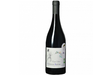 AOP BIO Côtes du Rhône de la Cuvée Fabre 75 cl