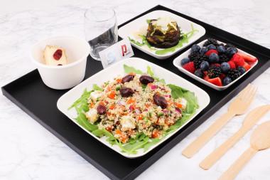 plateau repas sans gluten