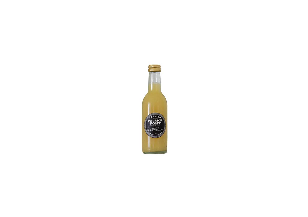 Nectar de Poire William's Patrick Font 1 l - Jus Artisanaux